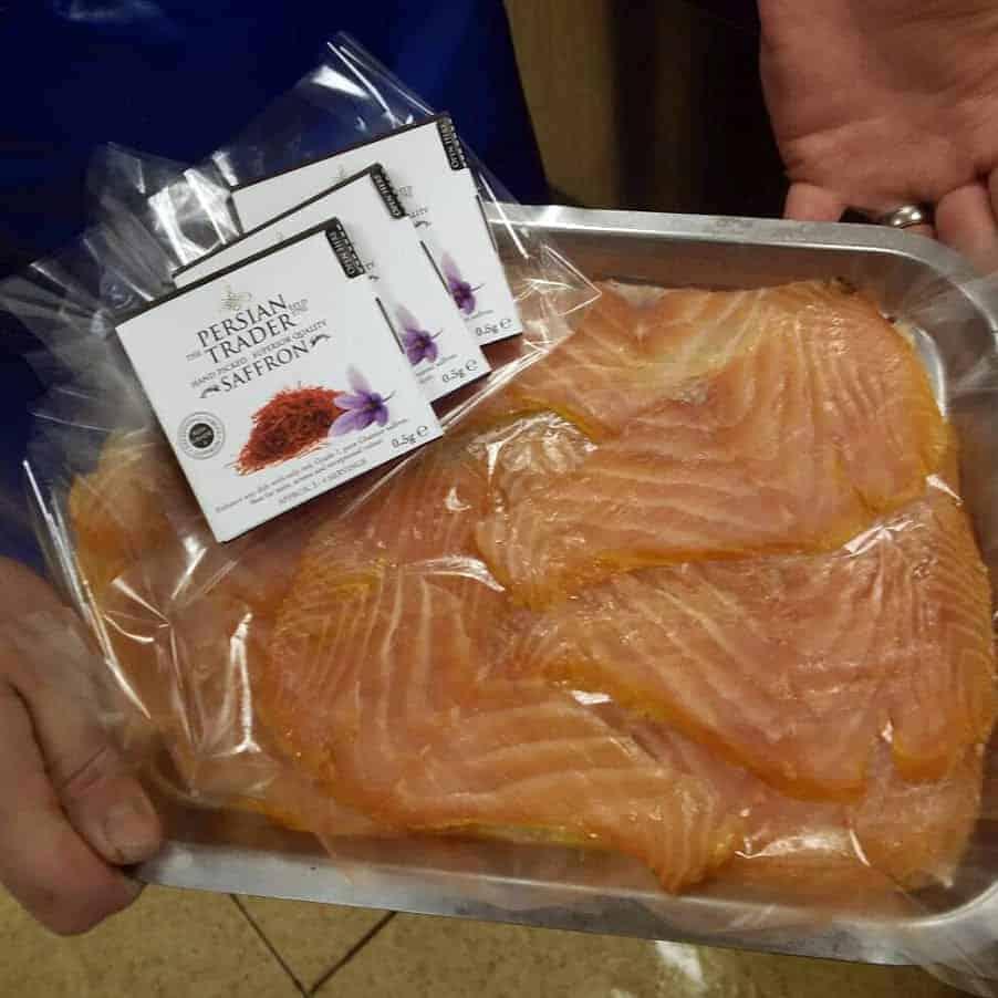 Persian Salmon