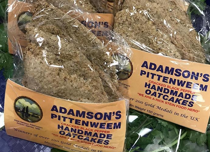 Adamson's Oatcakes