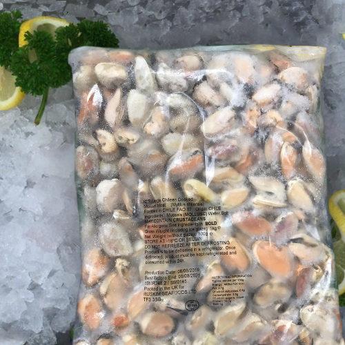 Pealla Mix Seafood Cocktail