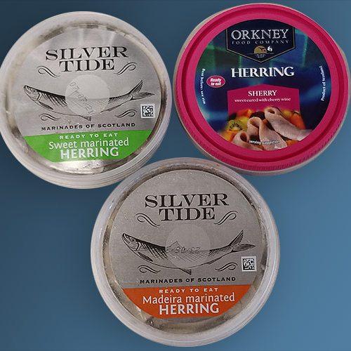 Marinated Herrings
