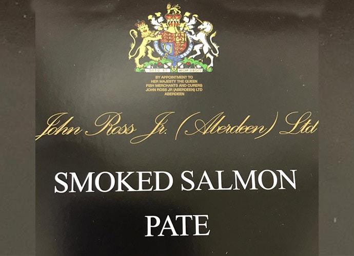 Smoke Salmon Pate